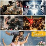 Highest Grossing South Indian Movies